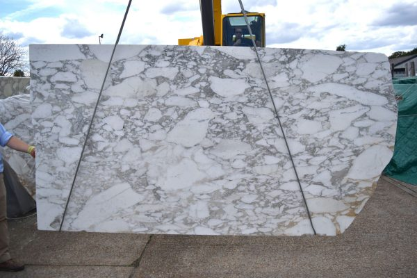 Arabescato Vagli Polished Block 14606 2CM 1