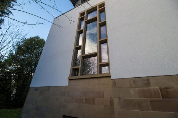 External Clading And Window Surround