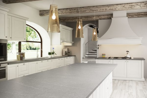 Silestone Kitchen Eternal Serena 1