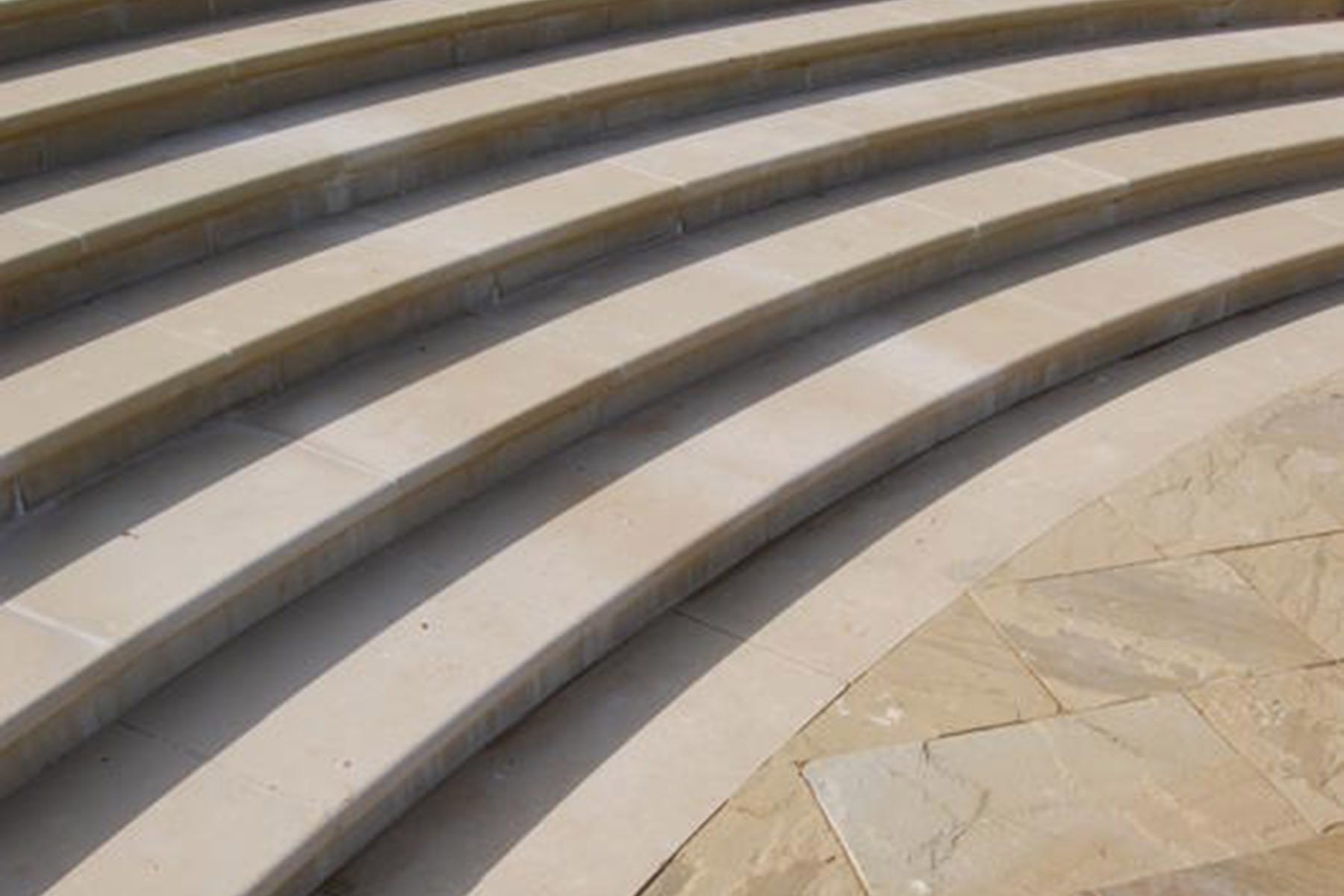 Sandstone Steps Natural Stone