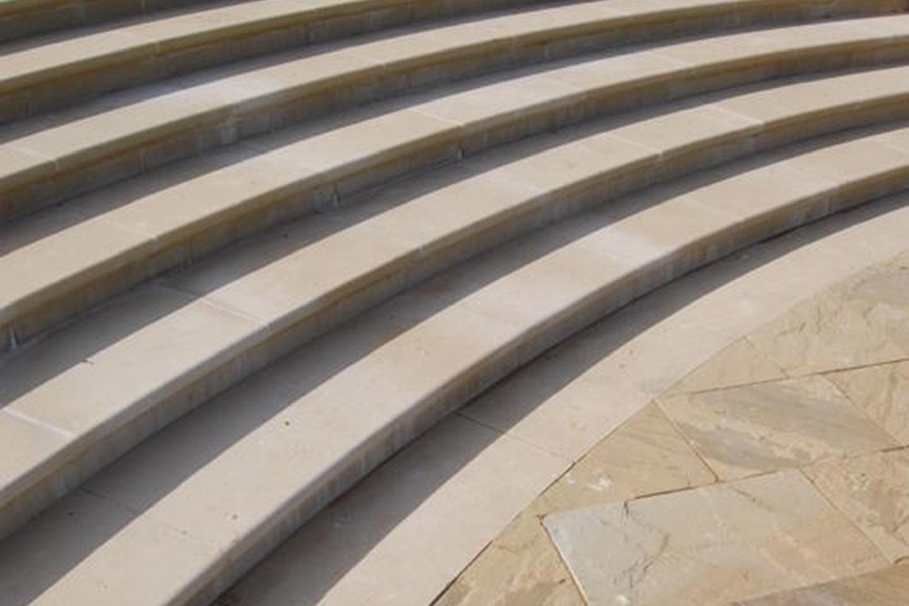 Sandstone Steps Natural Stone